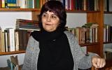 La escritora Dolors Alberola, hoy en la AVV La Laguna con 'Foro Libre'
