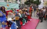 El barrio de La Laguna se vuelca un año más con sus Reyes Magos
